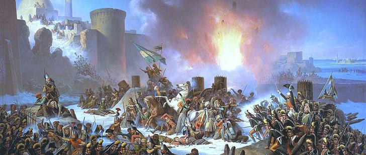 Durant la bataille de Karansebes, l'armée autrichienne s'est attaquée à elle-même et a perdu 10 000 hommes !