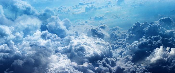 Les nuages pèsent des centaines de milliers de tonnes !