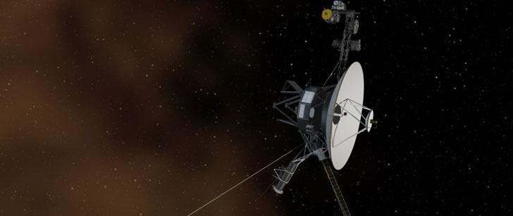 Voyager 1 a 240 000 fois moins de mémoire qu'un iPhone !