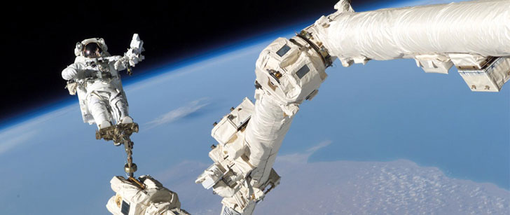US Astronauts can vote in elections by email from space!