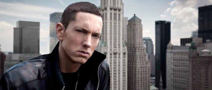 Eminem dormait dans sa maison lorsqu'il a remporté l'Oscar pour Lose yourself parce qu'il pensait n'avoir aucune chance de gagner !