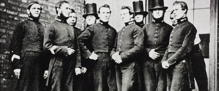 During the 1860s, the British police had the right to examine the private parts of any woman!