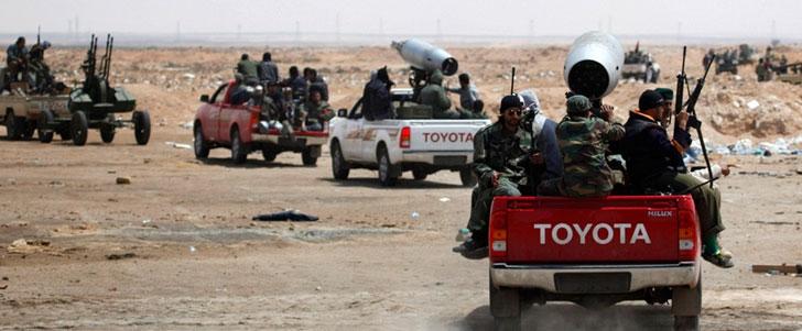 Le saviez-vous?Il y a une guerre qui porte le nom de Toyota  Guerre-toyota