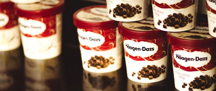 Häagen-Dazs ne signifie rien !