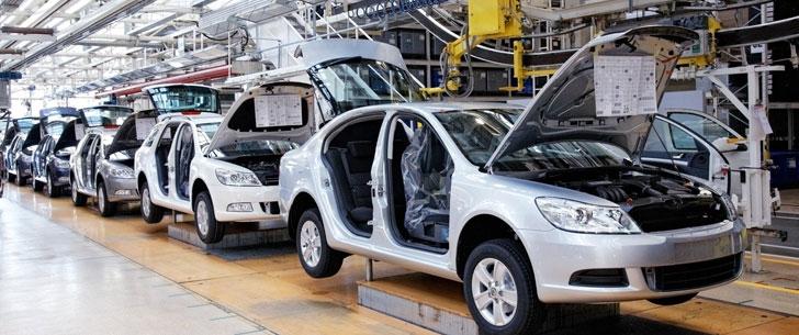 En moyenne, une voiture est composée de 30 000 pièces !