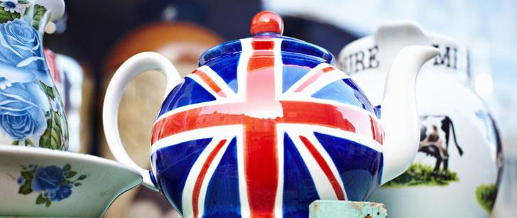 Les britanniques boivent 165 millions de tasses de thé par jour !