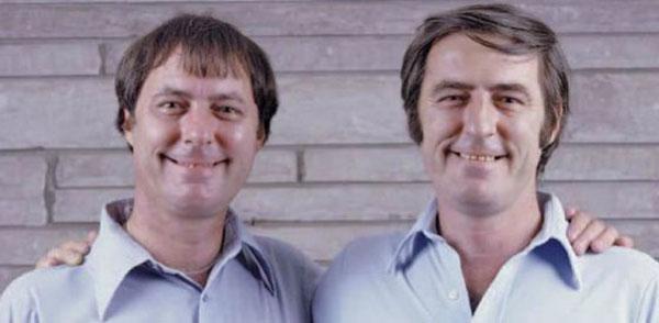 Deux jumeaux séparés à la naissance ont eu une vie presque identique !