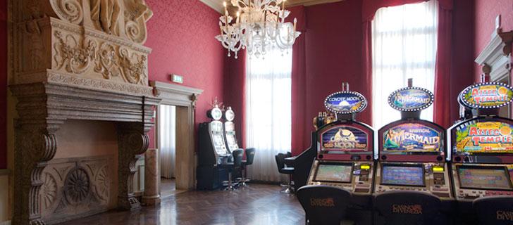Le premier casino du monde !