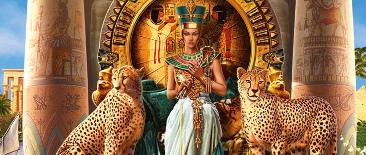 L'époque de Cléopâtre et bien plus proche de l'invention de l'iPhone que la construction des pyramides d'Egypte !