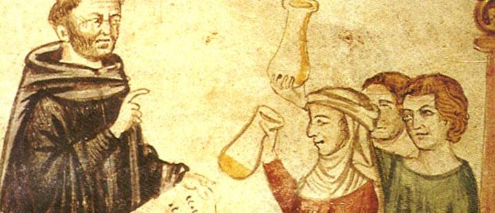 Avant l'invention du glucomètre, les médecins goûtaient l'urine de leurs patients pour diagnostiquer le diabète !