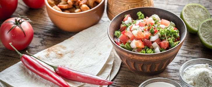 Le saviez vous une mission de cuisine mexicaine est for Cuisine mexicaine