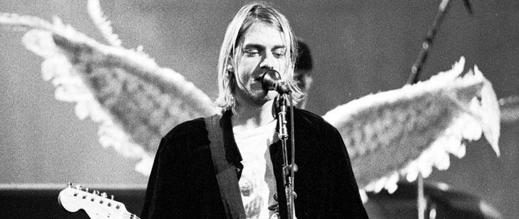 La lettre de suicide de Kurt Cobain a été adressée à son ami d'enfance imaginaire !