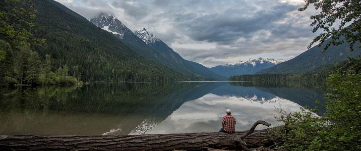 Le Canada a plus de lacs que le reste des pays du monde combinés !