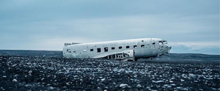 Depuis 1948, 100 avions ont disparu en plein vol et n'ont jamais été retrouvés !