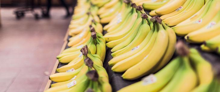 La banane est radioactive !