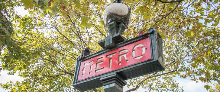 """On dit ligne """"un"""" et non pas ligne """"une"""" du métro !"""