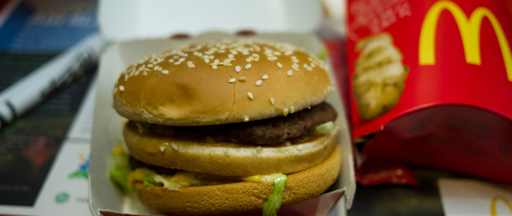 Don Gorske, l'homme qui a mangé près de 30 000 Big Mac !