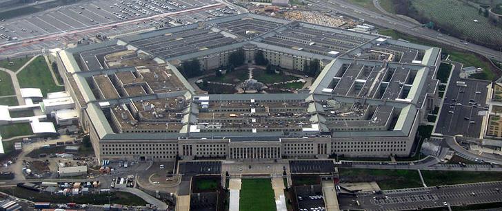Le saviez-vous?Le Pentagone avait des toilettes séparées pour les noirs et les blancs lors de son ouverture en 1943 ! Pentagone2