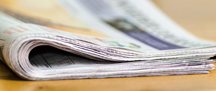 La presse écrite n'est pas morte !