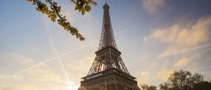Tour Eiffel Paris City Vision
