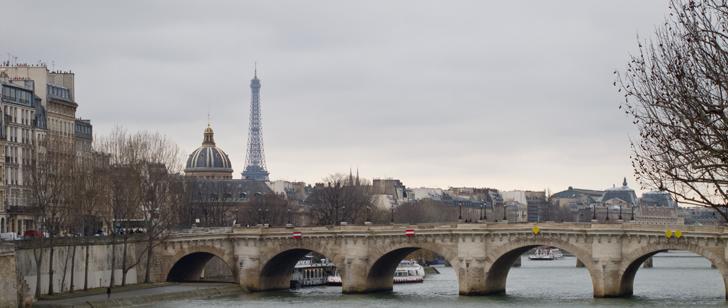 Le Pont-Neuf est le plus vieux pont de Paris ! Pont-neuf