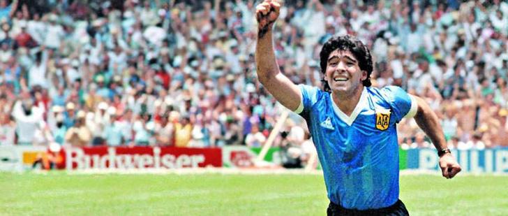 Le Saviez-vous ? Il existe une religion au nom de Maradona ! Maradona