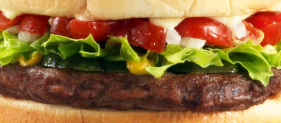 Le hamburger est originaire de Hambourg en Allemagne