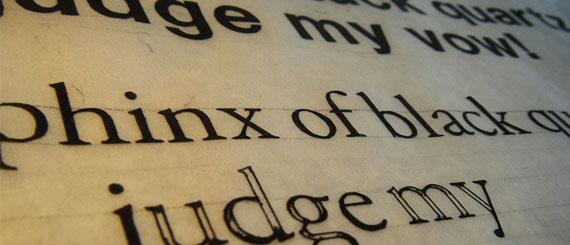 Un panagramme est une phrase qui comporte toutes les lettres de l'alphabet