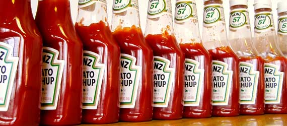 Le ketchup a été inventé par les chinois