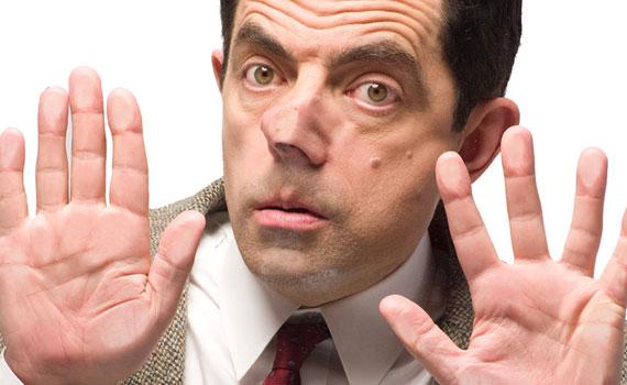 Mr. Bean est un ingénieur en électricité!