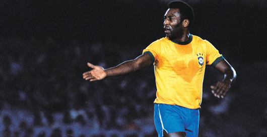 Pelé a pu arrêter la guerre civile nigériane pendant 48 heures !