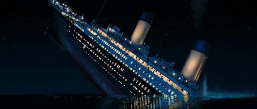 Le saviez-vous ? 14 ans avant le naufrage du Titanic, un écrivain avait tout prédit ! Titanic-titan-nofrage