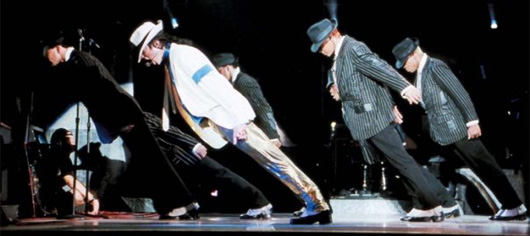 Le secret du anti-gravity lean de Michael Jackson !