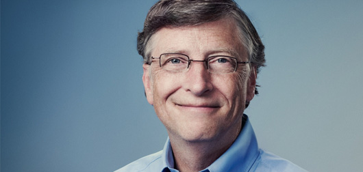 Bill Gates a fait don de plus de la moitié de sa fortune totale !