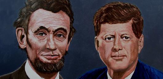Les similitudes étranges entre Abraham Lincoln et John F. Kennedy