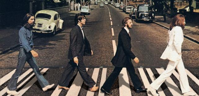 Les Beatles ne savent pas lire les notes musicales !