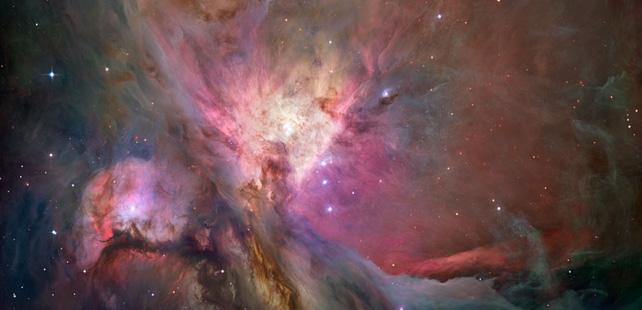 La nébuleuse d'Orion est la seule nébuleuse visible depuis la Terre à l'oeil nu !