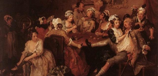 Le saviez-vous ? À Londres, au 18ème siècle, 1 femme sur 5 était une prostituée ! Prostituee-londres