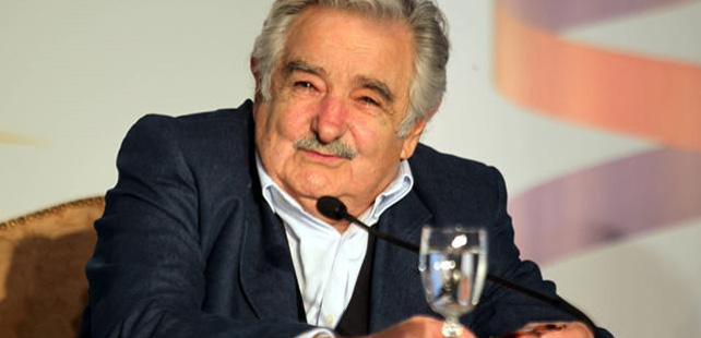 Le président de l'Uruguay fait don de 90% de son salaire à des œuvres de charité !