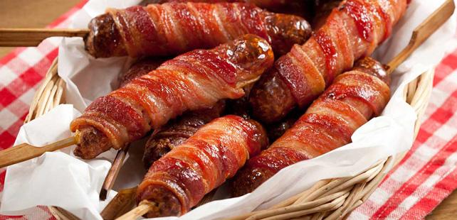 43% des Canadiens préfèrent le bacon au sexe !