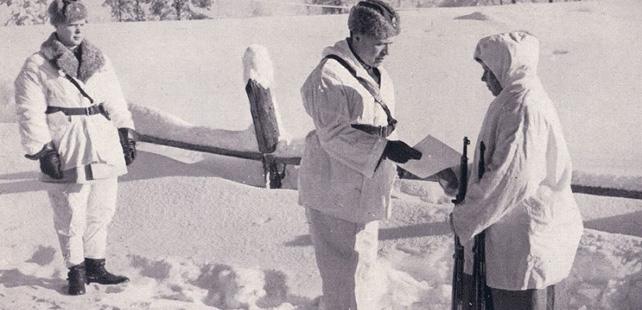 Le saviez-vous?Il a reçu une médaille pour avoir tué 505 personnes en seulement 100 jours ! Soldat-finlandais