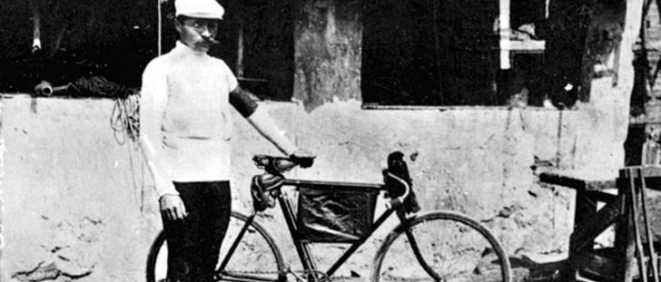 Le saviez-vous ? Le vainqueur de la 2eme édition du Tour de France a été disqualifié parce qu'il a triché en prenant le train ! Maurice-garin