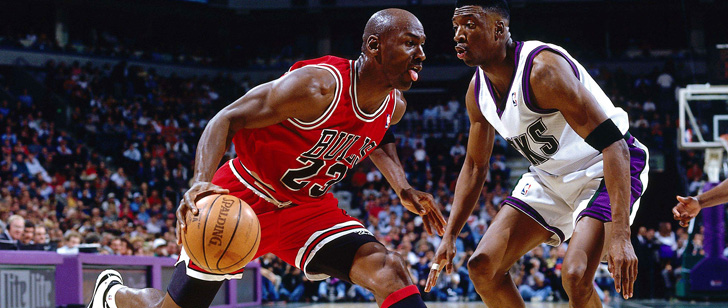 Tout au long de sa carrière, Michael Jordan a joué avec le short qu'il portait avec son équipe universitaire !