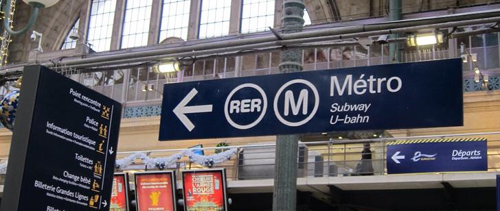 Le RER parisien devait s'appeler MERDE !