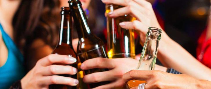 Le cerveau prend 6 minutes pour réagir à l'alcool !