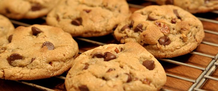 L'inventrice des cookies a vendu l'idée à Nestlé en échange d'un approvisionnement à vie de chocolat !