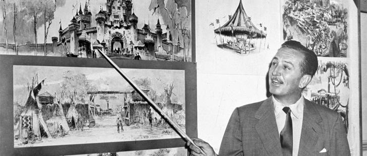 Walt Disney a une fois été renvoyé par un journal pour ne pas être assez créatif !