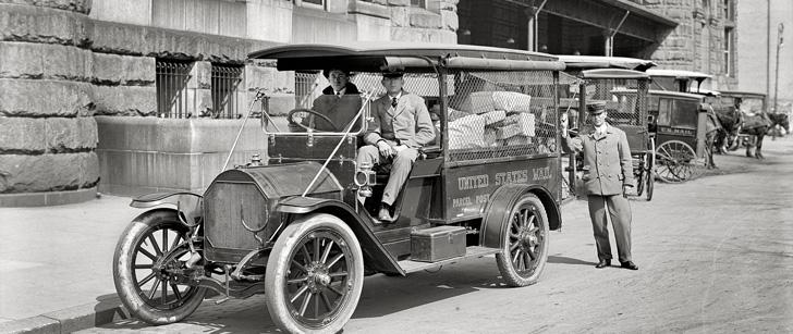 Aux USA, il a été légal d'envoyer les enfants par colis postal !