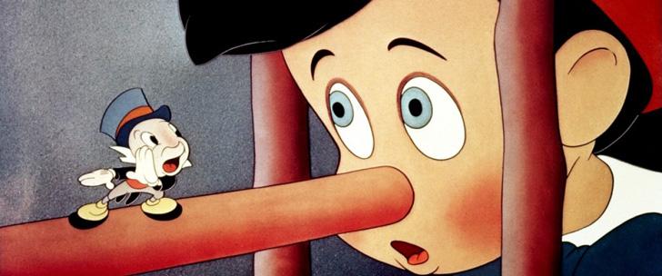 Dans l'histoire originale, Pinocchio a été tué par pendaison !