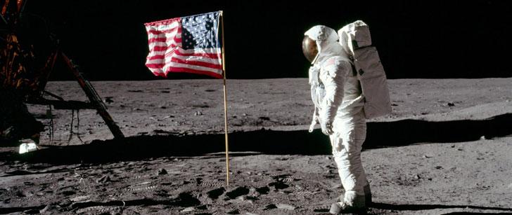 Les astronautes d'Apollo 11 ont reçu 8 dollars par jour pendant leur mission à la lune !